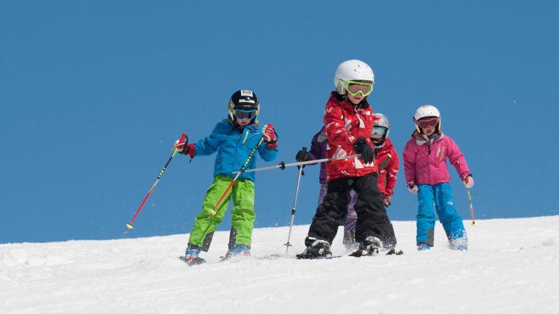 Ski School Children