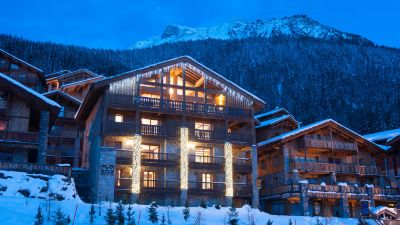 The Peak Chalet in Ste Foy