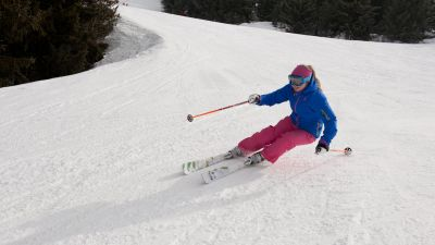 Skiing in Sainte Foy Tarentaise
