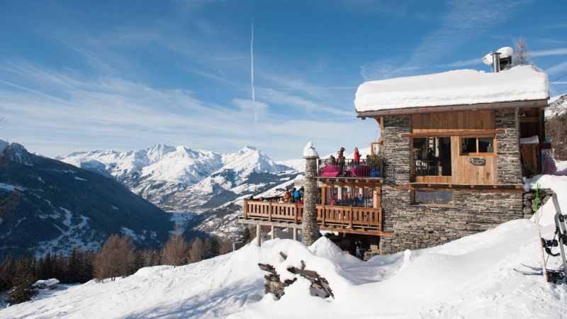 Restaurants with a view in Sainte Foy